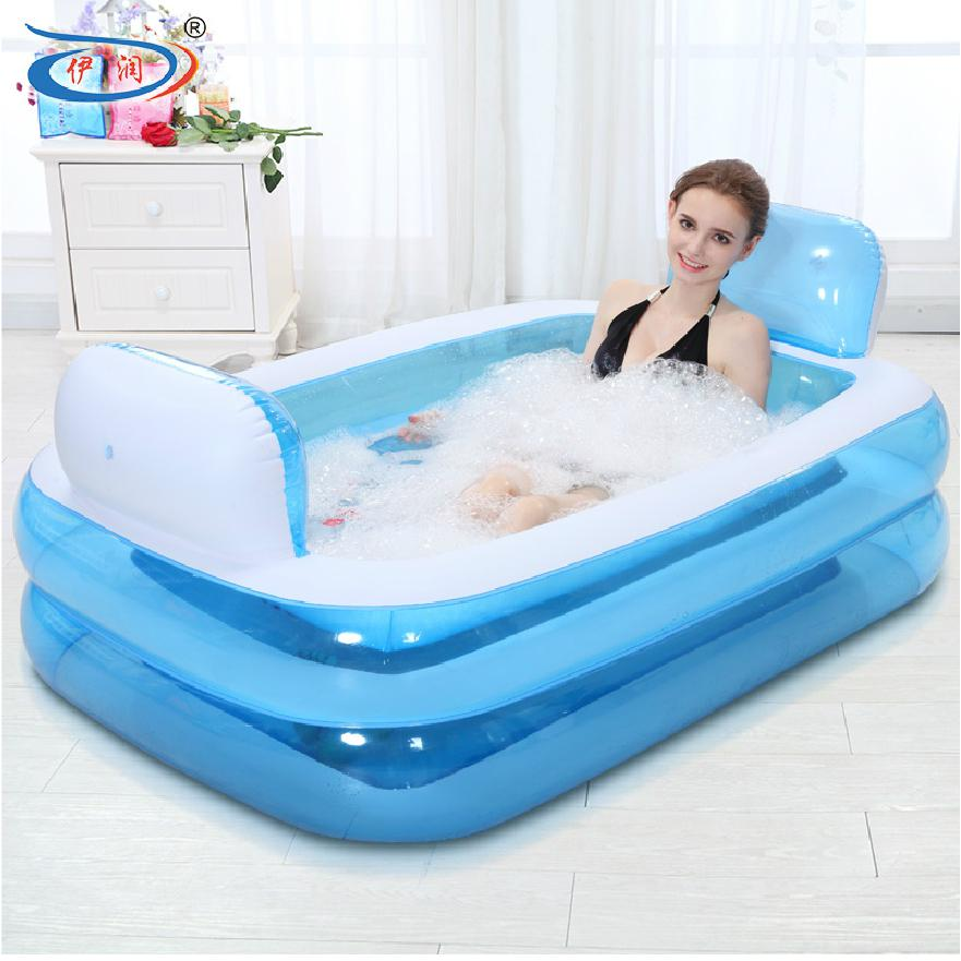 Online Cheap 2015 New Water Beauty Inflatable Bathtub Adult ...