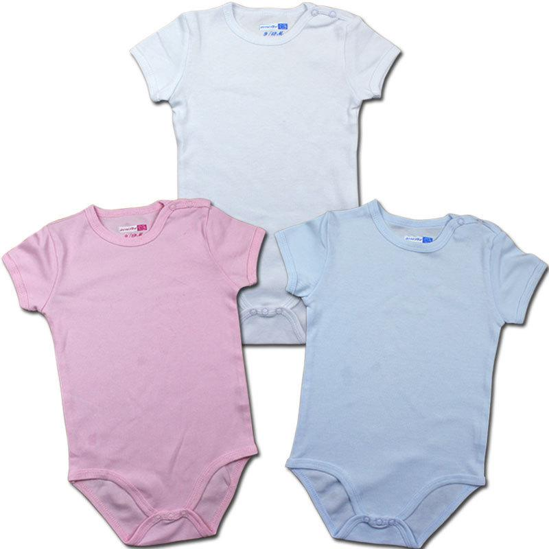 3eab3baaed4d Wholesale-Sale Price New Born Baby Clothes Summer Short Sleeve Baby ...