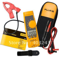 Wholesale Digital Ac Dc Clamp Meter - 100% Authentic Brand New Fluke 365 F365 Detachable Jaw True-rms AC DC Clamp Meter Cheap Shipping