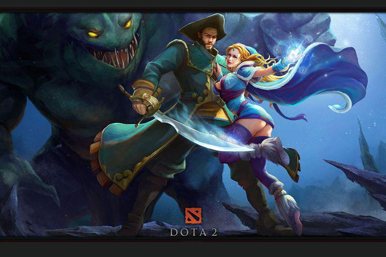 DOTA 2 Heroes Art Silk Canvas Wall Posters HD HD Large Hot Game Pictures  Poster Defense of the Ancients 14