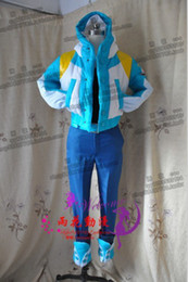 Wholesale Dramatical Murder Cosplay Costume - Dramatical Murder Aoba Seragaki Cosplay Costume