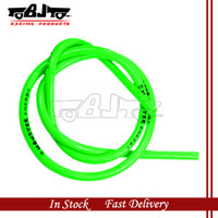 Wholesale Green Rubber Hose - HOSE-001-GR Motorcycle Rubber Fuel Line Hose Tube Replace for General pipeline - 6mm Green