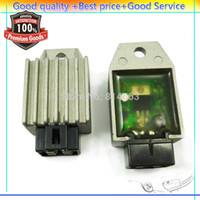 Wholesale Scooter Regulator Rectifier - Voltage Regulator Rectifier 12V ATV For Formoped,scooter ,atv's, go karts,dirt bikes,mini choppers, buggy,motorcycle (DYTJQ001)