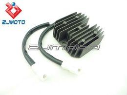 Wholesale Voltage Europe - Motorcycle Voltage Regulator Rectifier For Yamaha SR250 1980 XT550 (Europe) 1982 XT600 (kickstart) 1982-1983