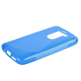 Wholesale Lg G2 S Cover - Wholesale-New Ultra Thin S Line Soft TPU Silicone Rubber Back Case Protective Cover Skin For LG G2 Mini D618 D620 Free Shipping