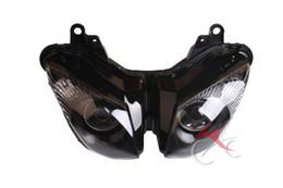 Wholesale Honda Head - Wholesale-Kawasaki ZX10R ZX-10R Headlight Headlamp Head Light Lamp 2008 2009 2010