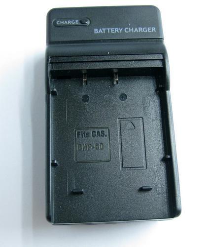 Batteriladdare NP-60 för CASIO Batteri BC-60L EX-S10 S12 Z9 Z20 Z29 Z80 Z85 Stöd Blandade 50PC / Lot