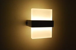 Modern Wall Light Led Bathroom Bedroom Lamp Bedside Reading Lights Warm White Wall Lights Creative Reading Light Wall Mounted