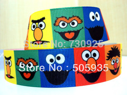 Wholesale Hairbows Printed Ribbon - Wholesale-5Y2502 david ribbon 7 8 '' grosgrain ribbon hairbows printed ribbon freeshipping
