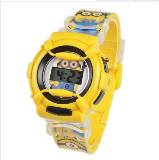 hot watch quartz sell men kids wristwatches watches shop women children eye cartoon minion sports ruislee leather students