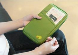 Wholesale Travelus Handy Passport Holder - Freeshipping Travelus Handy, Multifunction bag,pocket,handbag,wallet,card bag,card holder,1pcs retail 3colors