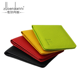 Wholesale Drive Document - 2015 Men's Purse Unisex Bag Passport Cover License Driving Genuine Leather Rideability Cards Set Cute Card Holder Documents