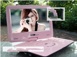 "Wholesale Dvd Evd Player - Wholesale - 9.8"" inch multifunction Portable DVD Player for EVD DVD IMAX with Mp3,Mp4,TV,Game,HD"