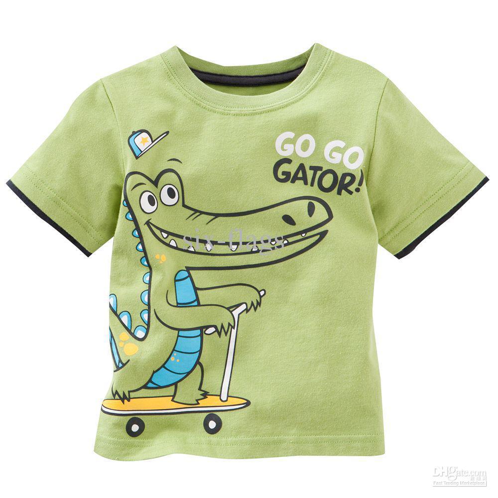 Design t shirt baby - Jumping Beans Girl S T Shirt Children Shirts Kids Short Sleeve Shirt Baby Tops Blouses 42pcs