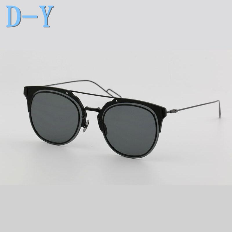 New 2015 Summer Composit 1.0 Sunglasses Steampunk Retro Sunglasses ... f70a07477b3d