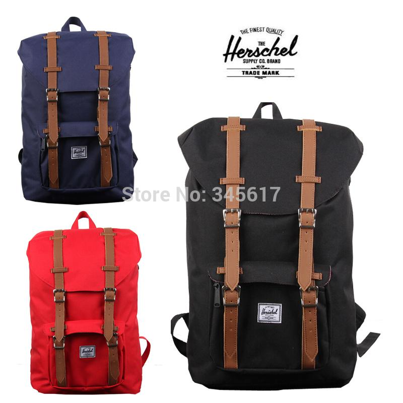 91485d7a28e Top Brand Bag New Style Fashion Backpacks Herschel Backpack Little America  Backpack Man s Travel Bags Lady s Fashion Backpacks Online with   164.44 Piece on ...