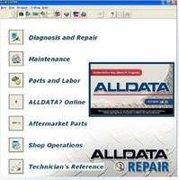 Wholesale isuzu truck repair - Super Alldata And Michelle Trucks The Newest ALLDATA 10.30 Professional Workshop Service And Repair Tool