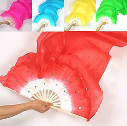 e38dd3a3f Belly Dance Silk Fan Veil Canada   Best Selling Belly Dance Silk Fan ...