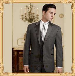 mens fashion cheap custom made wedding suits notch lapel two button tuxedos groom men suite trajes de novios prom bm434 men wedding suite promotion