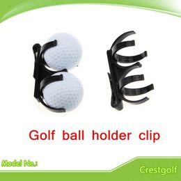 $enCountryForm.capitalKeyWord Canada - Wholesale-Black Golf Accessory Golf Ball Holder Clip Magic Ball Games Prop Organizer Golfer Golfing Tool