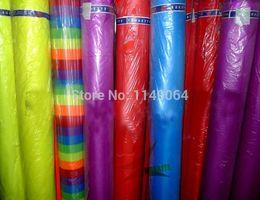 Tela de nylon de alta calidad de 10m x1.5m Ripstop Varios colores Elija 400 pulgadas x 60in Kite Tela Ripstop HCXkites en venta