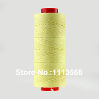 Wholesale Braided Kevlar - Wholesale-FREE SHIPPING High Quality Braided 1000ft  304m of 250LB Kevlar Fiber Large Kite Line String   Kevlar Line  For Outdoor Fishing
