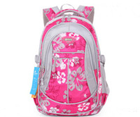 Wholesale Girls School Bags Trolley - Wholesale-2015 New high quality girls backpack schoolbag orthopedic bags for children trolley school bag Backpack Shoulders BAGS