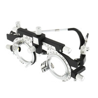 Wholesale Optical Trial Frames - Wholesale-1pcs Optical Optic Trial Lens Frame Eye Optometry Optician Test Trial Lenses Frame