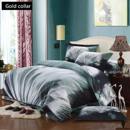Wholesale King Size Luxury Comforter Sets - Bedding Bedding sheet  Luxury 3D Reactive Printing Bed Comforter 4pcs Bedding set duvet Quilt Cover Bedclothes  Queen King Size