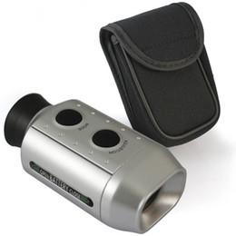 Wholesale Range Finder Laser - Wholesale-7X Digital distance laser measurer Golf Range finder rangefinder Scope