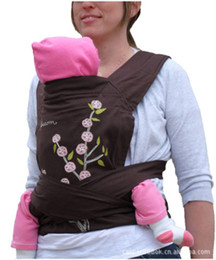Wholesale Minizone Mei Tai - Wholesale-Free shipping! Hot Sale! Retail MEI TAI 3 in 1 Baby Carrier Carry Kids Infants Baby Sling Rider Coffee Minizone Carrier, BP27