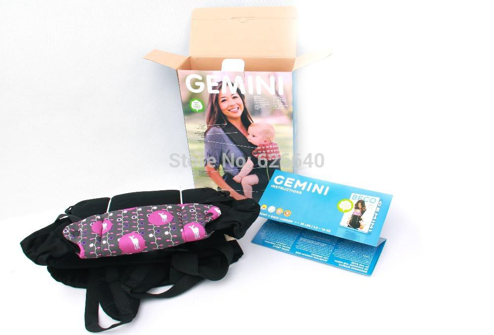 Wholesale Newest Beco Gemini 4 In 1 Baby Carrier Classic Popular