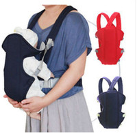 Wholesale Baby Toddler Backpack Carriers - Wholesale-S608 2015 Best HOT New Adjustable Newborn Baby Infant Toddler Carrier Comfortable Backpack Sling Convenient Adjustable Comfort