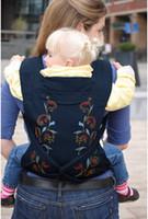 Wholesale Meitai Baby Carrier - Wholesale-2015new Free shipping MEITAI Baby Carrier Carry baby Sling fashinable pattern design