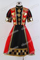 Wholesale Alice Madness - Alice Madness Returns Poker Dress Cosplay Costume