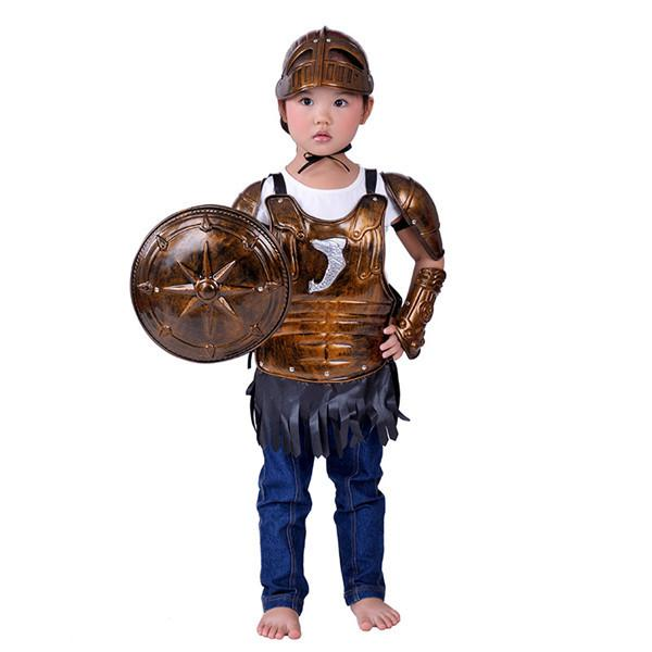 ff9a5a84b9c Halloween Children s Cosplay Kids Halloween Dragon Knight Costumes ...