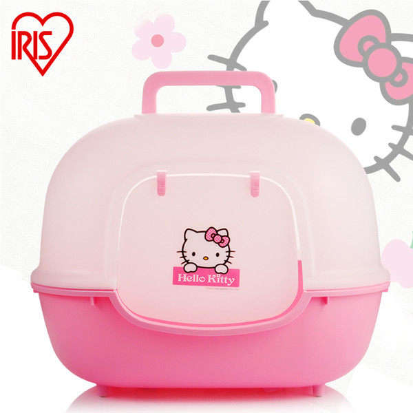 litiere chat hello kitty