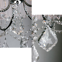 Wholesale Candelabra Bulbs Free Shipping - Wholesale-Free shipping Silver E14 led floor lamp Restaurant wedding candle holders candlestick crystal candelabra bedroom floor light