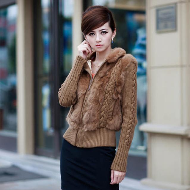 2017 Wholesale 2015 Hot Sale Winter Fur Coats Women Handmade ...