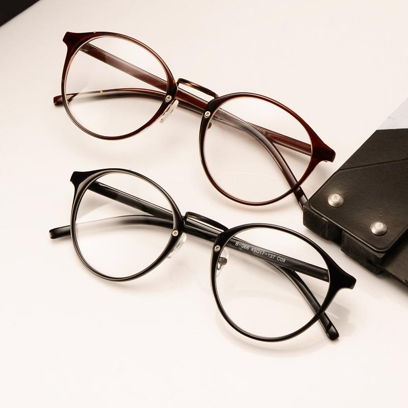 3d27800e5db Wholesale-Vintage Retro Round Frame Eyeglasses Circle Glasses Nerd Glasses  Eyewear Frames Cheap Eyewear Frames Online with  29.8 Piece on Linita s  Store ...