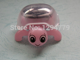 Wholesale Solar Power Tortoise - Wholesale-Free shipping mini Solar powered toy tortoise moving toys children Educational and Creative Solar Toys new funny gadgets