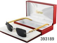 Wholesale Cheap Rimless Eyeglasses - Wholesale-Frameless glasses,rimless optical frame eyeglasses for cheap,newest fashion rimless glasses free shipping