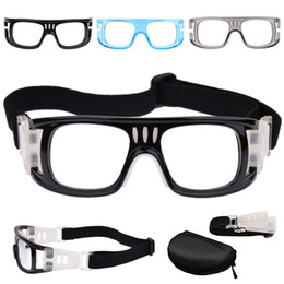 0b246541cd Wholesale-High Quality Newest Basketball Soccer Football Sports Protective  Eyewear Goggles Eye Safety Glasses