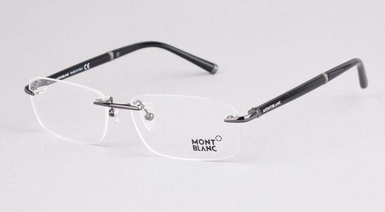 a522df6a8b6 2018 Wholesale 2015 New Style Fashion Brand Men And Women Eyeglasses Frame  Oculos De Grau Rimless Optical Frame Frames Eyewear M374 Gafas From Chikui
