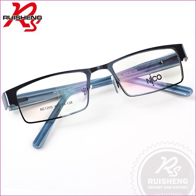 59ca2421a8e 2019 Wholesale Optical Frame For Women Fashion Men Eyewear Frames ZHP Brand  Design Computer Reading Glasses Eyeglasses Frames AC CA 6 From Chikui