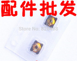 Wholesale Hd2 Phone - Wholesale-Wholesale Phone Button Volume button & Power button for iPhone 4 5310 HD2 G13 G14 G18 G21 Free shipping with tracking number