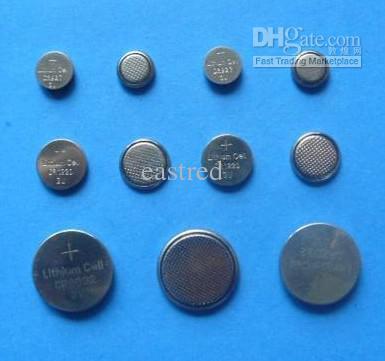Fabrik Großhandel CR1216 3V Lithium Knopfzellen-Batterien für Uhren Fernbedienung Autoschlüssel