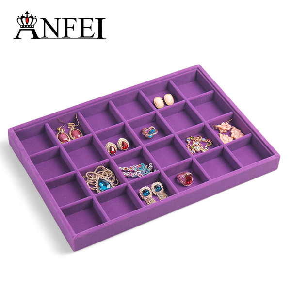 WholesaleFree Shipping Jewelry Display Jewelry Organizer Jewellery