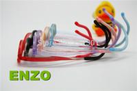 Wholesale Solid Silicone Girl - Wholesale-Optical Baby Eyeglasses with Ear Hook, Silicone Infant Glasses, Boys & Girls Toddlers Safety Eyeglasses Frame Italian Design