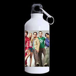 Wholesale Unique Mug Designs - 2015 New Custom TV Show The Big Bang Theory Mug mental sports water bottles 650mm Unique design for outside Sport Cup